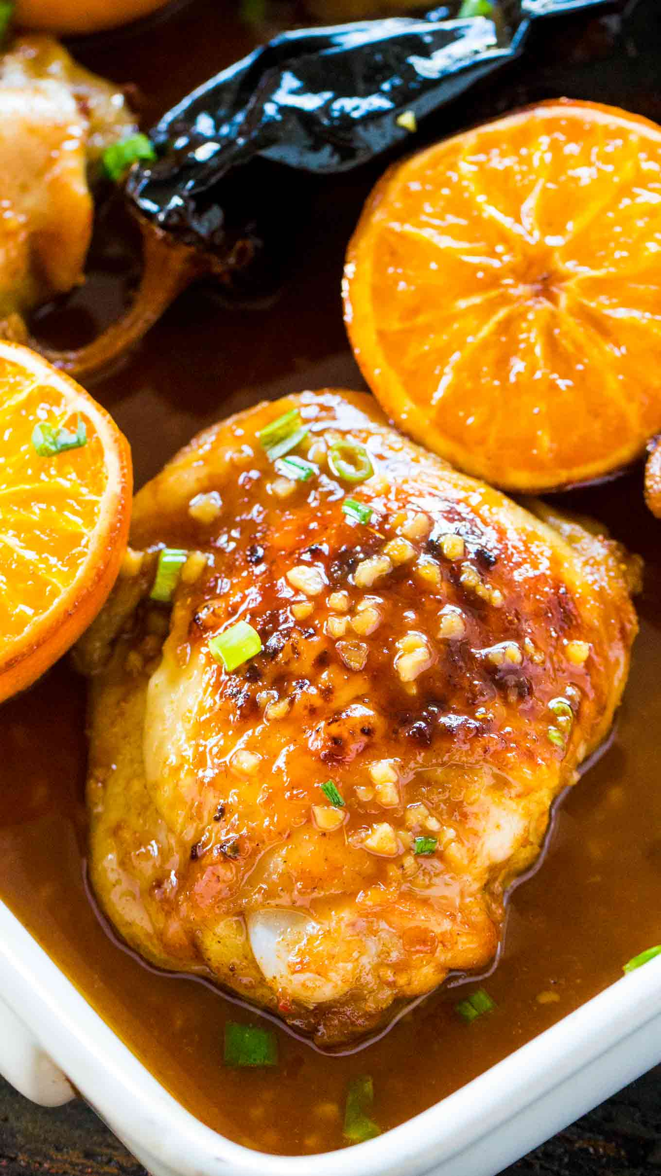 Best Chipotle Orange Chicken is sweet, spicy, crispy on the outside and tender on the inside. Easily made in one pan in just 30 minutes.