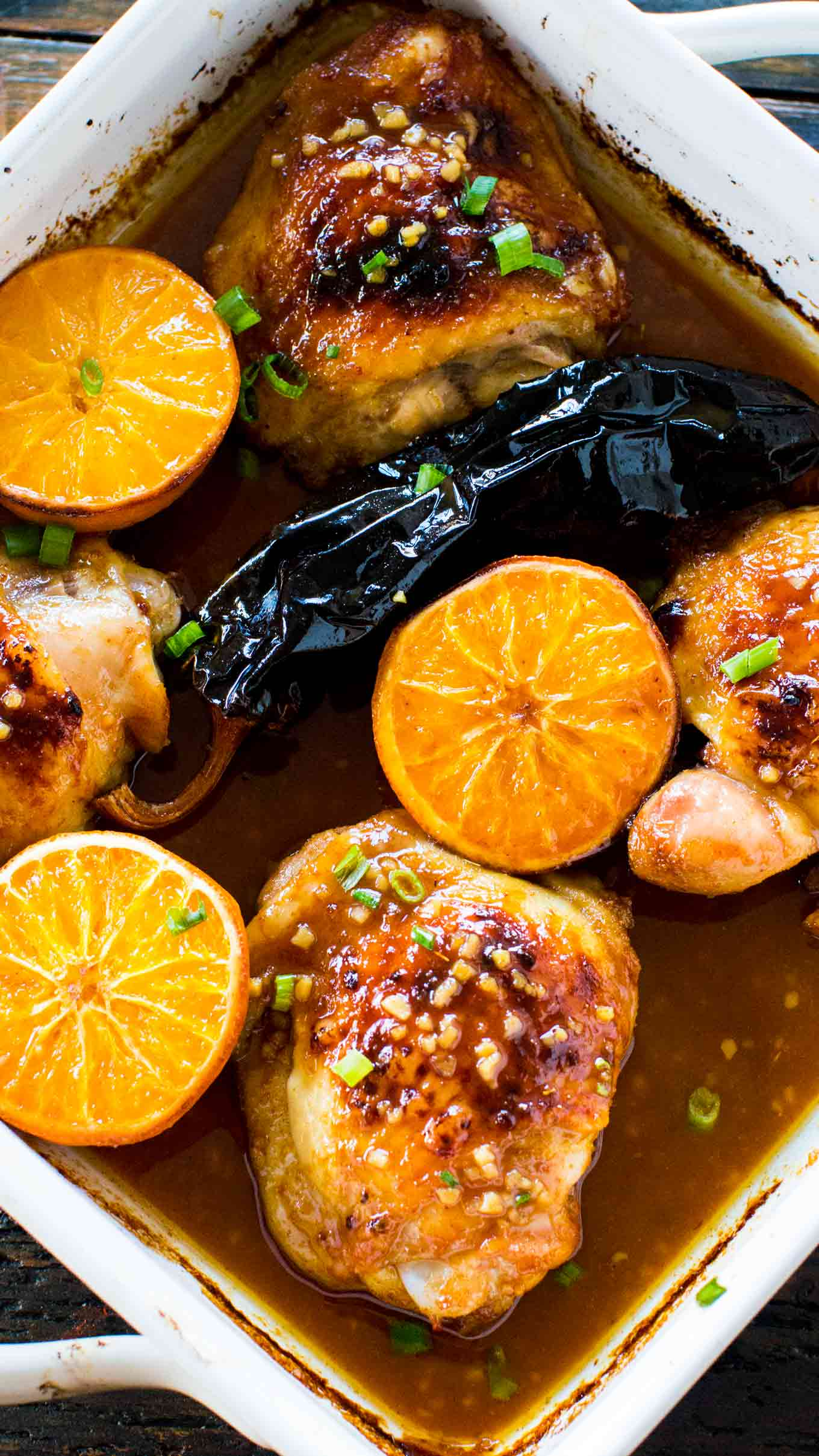 One Pan Chipotle Orange Chicken is sweet, spicy, crispy on the outside and tender on the inside. Ready in just 30 minutes.