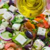Homemade Greek Salad Recipe