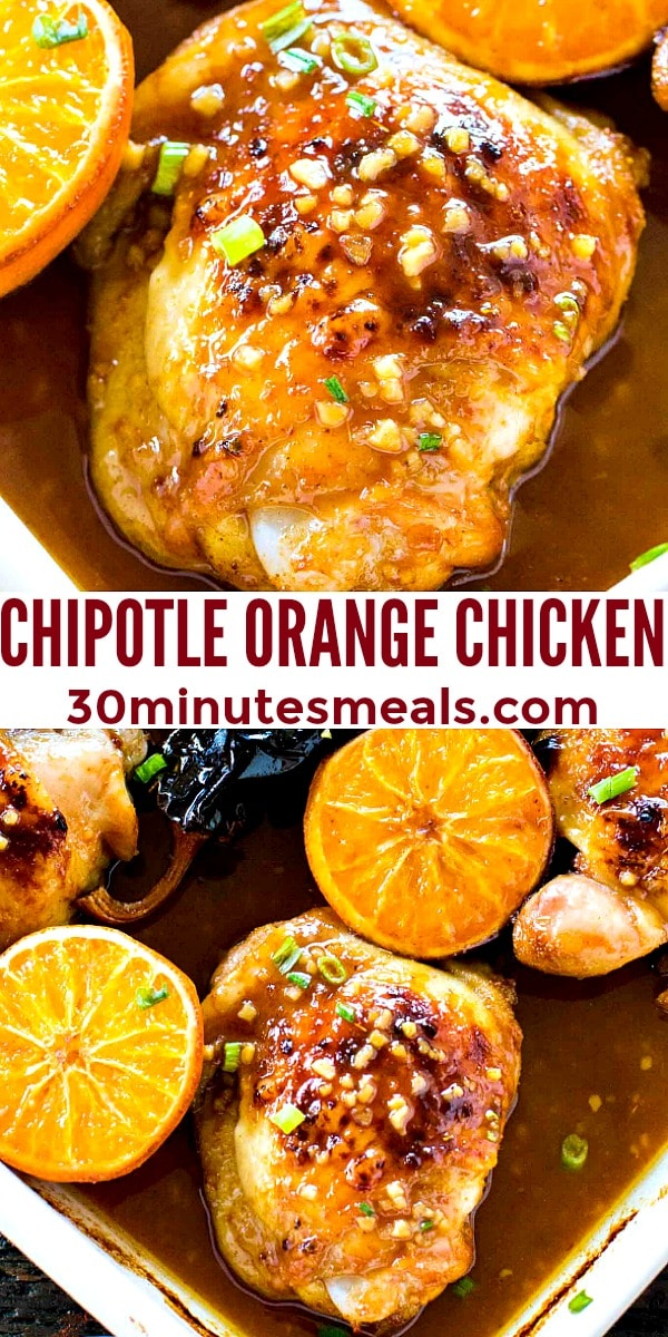 Photo of Chipotle Orange Chicken pin