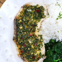 Pan-Roasted Swordfish Recipe