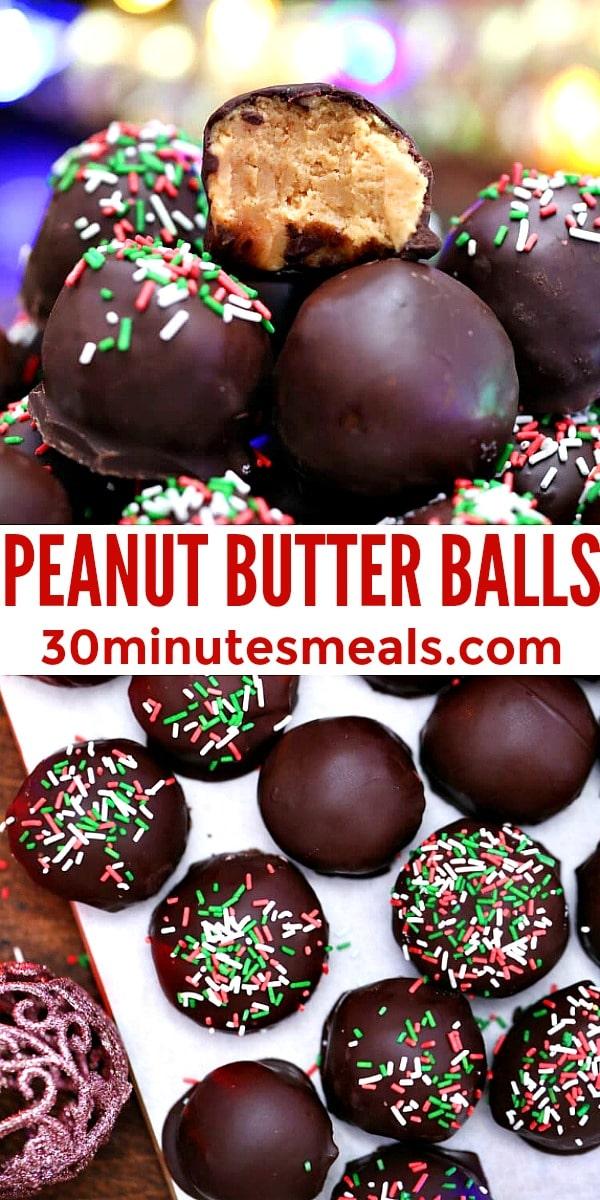 Photo of Peanut Butter Balls
