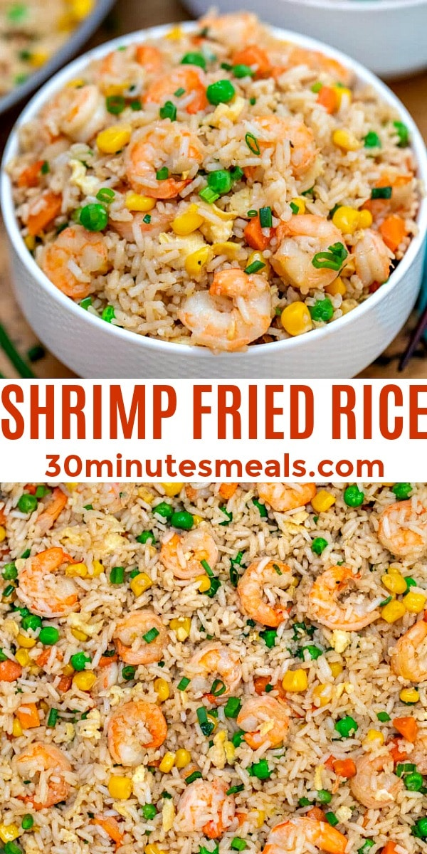 Photo of Shrimp Fried Rice pin