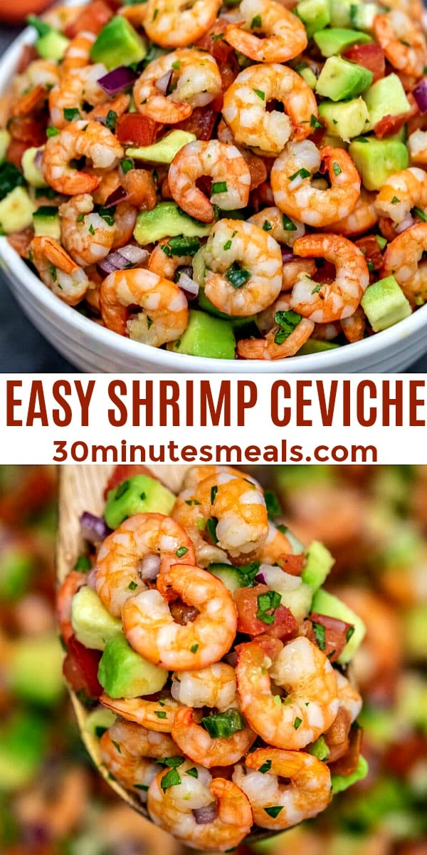 Photo of Easy Shrimp Ceviche