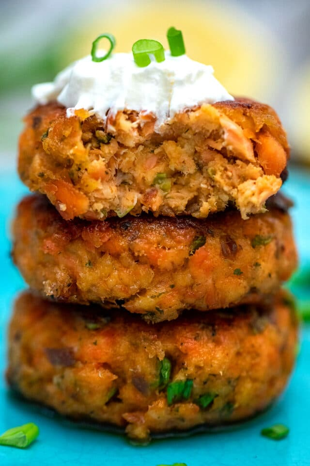 Photo of Best Salmon Patties