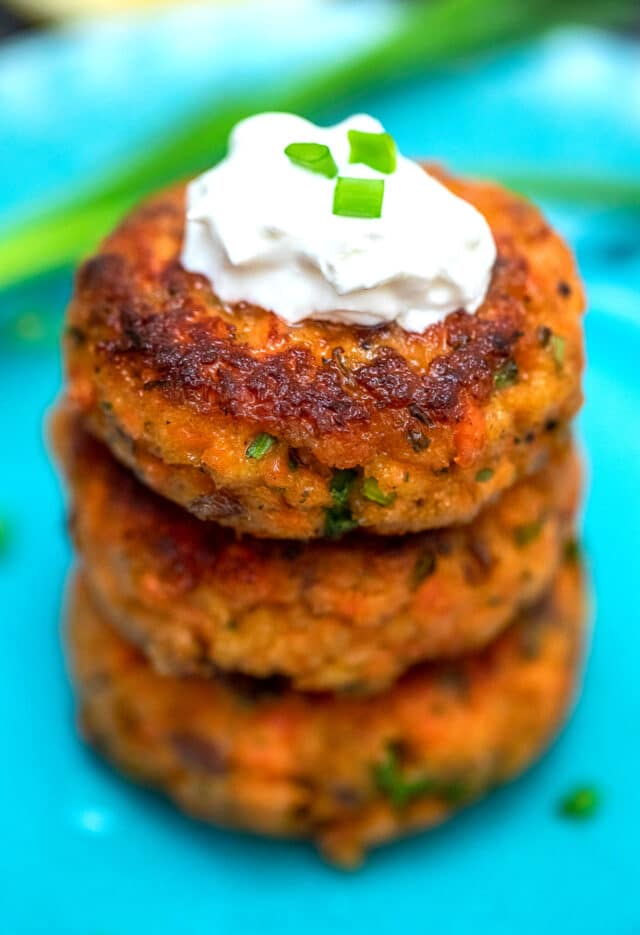 Picture of Homemade Salmon Patties