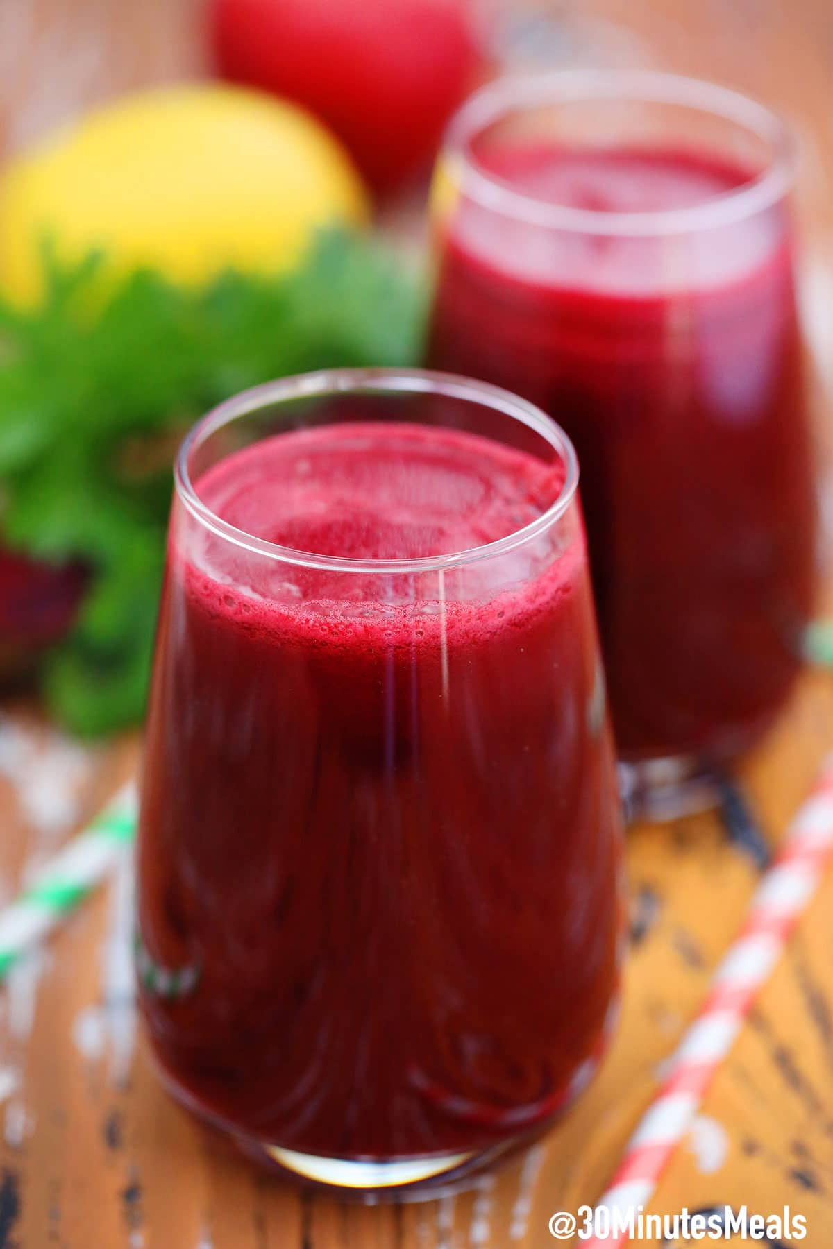 Photo of Detox Beet Juice Recipe