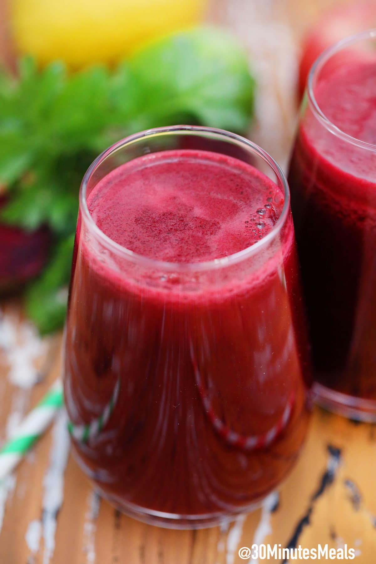Photo of Detox Beet Juice