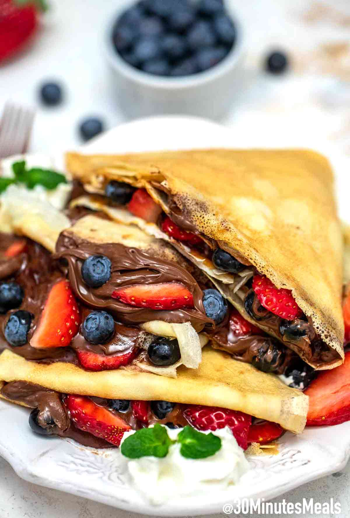 Photo of Easy Crepes