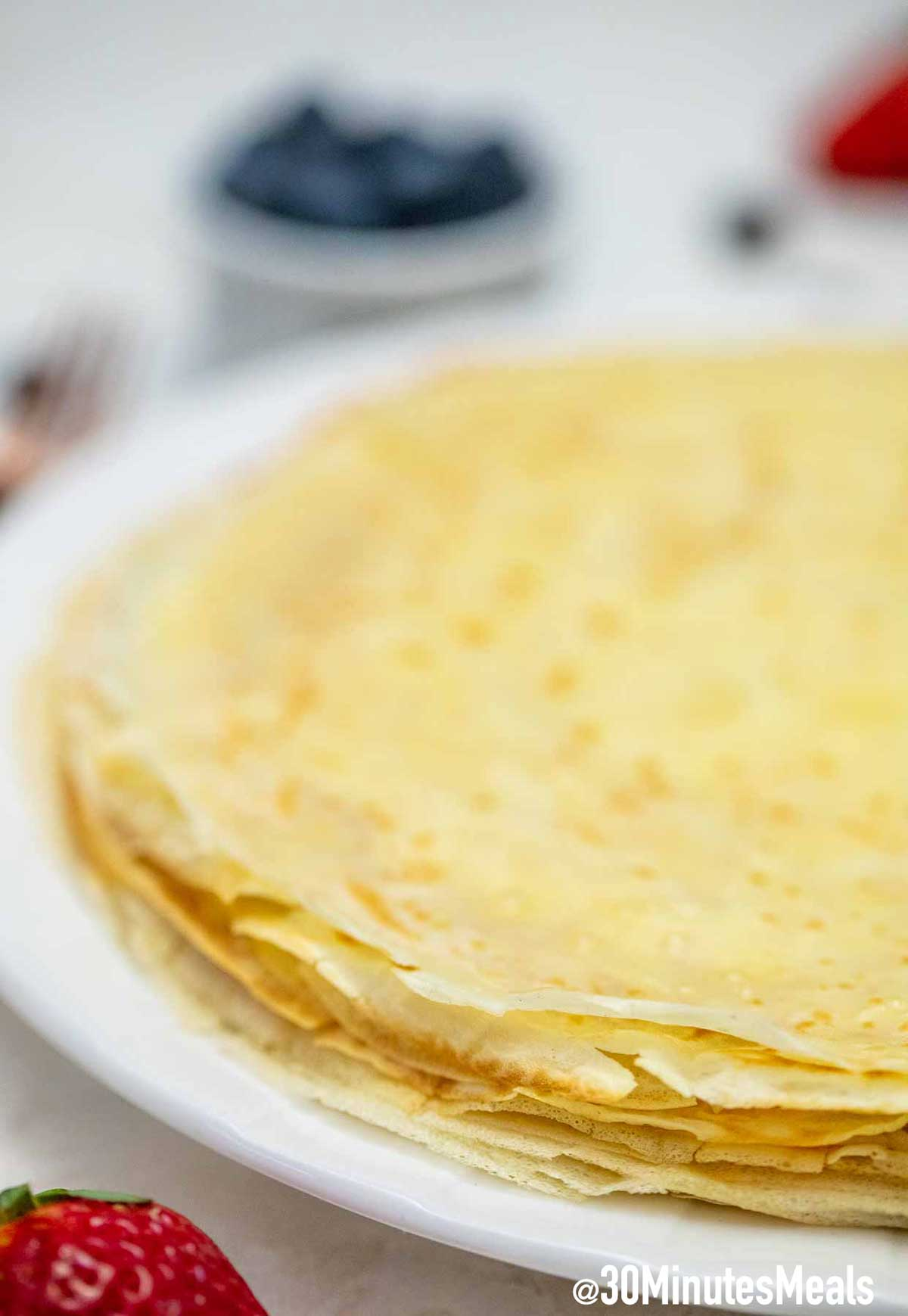 Photo of How To Make Crepes pin