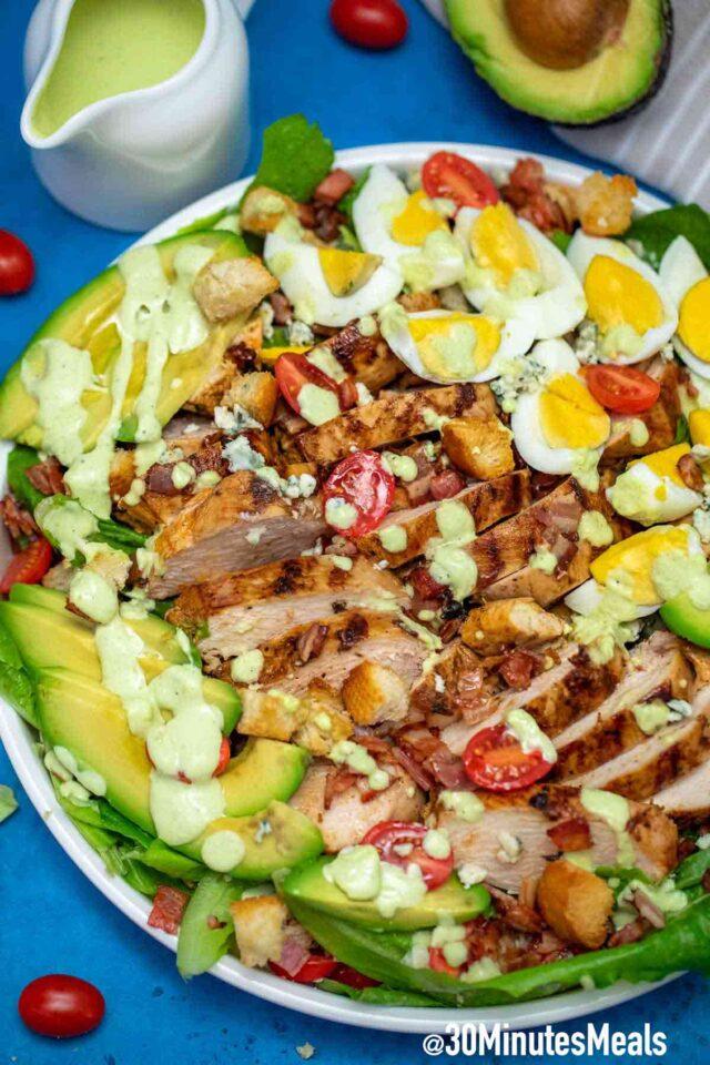 Easy Cobb Salad