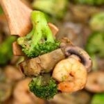easy shrimp and broccoli facebook