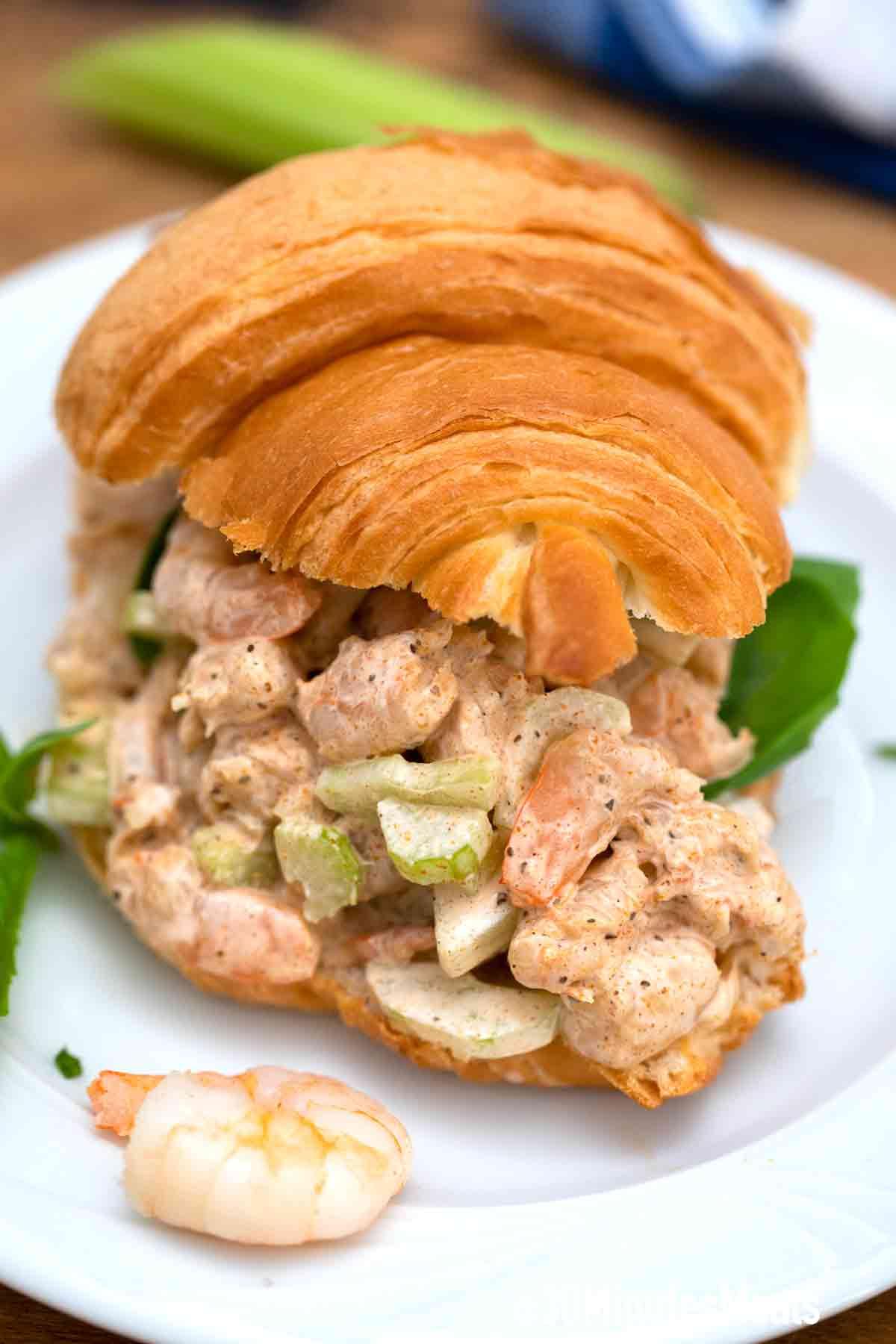 Deli Style Shrimp Salad 30 Minutes Meals