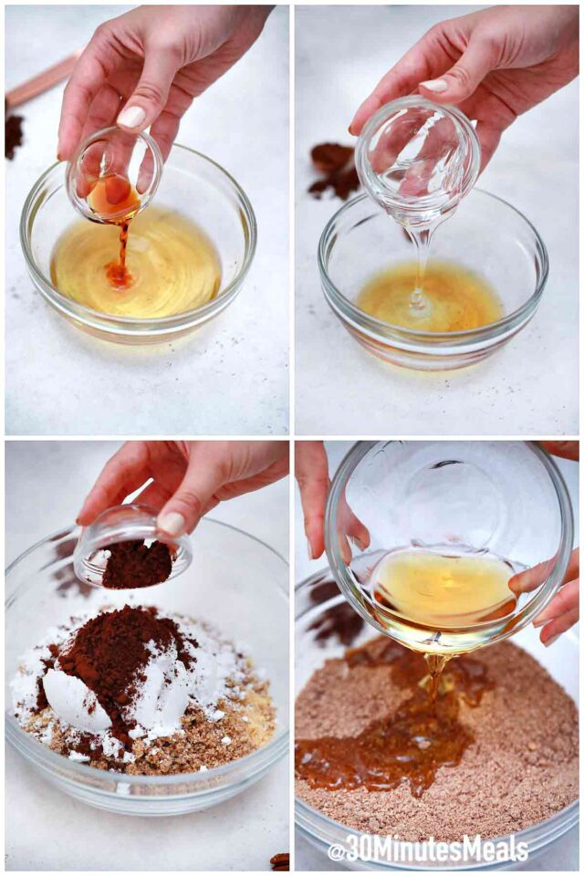 how to make easy rum balls