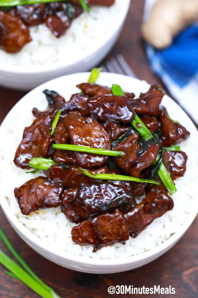 easy low carb mongolian beef recipe