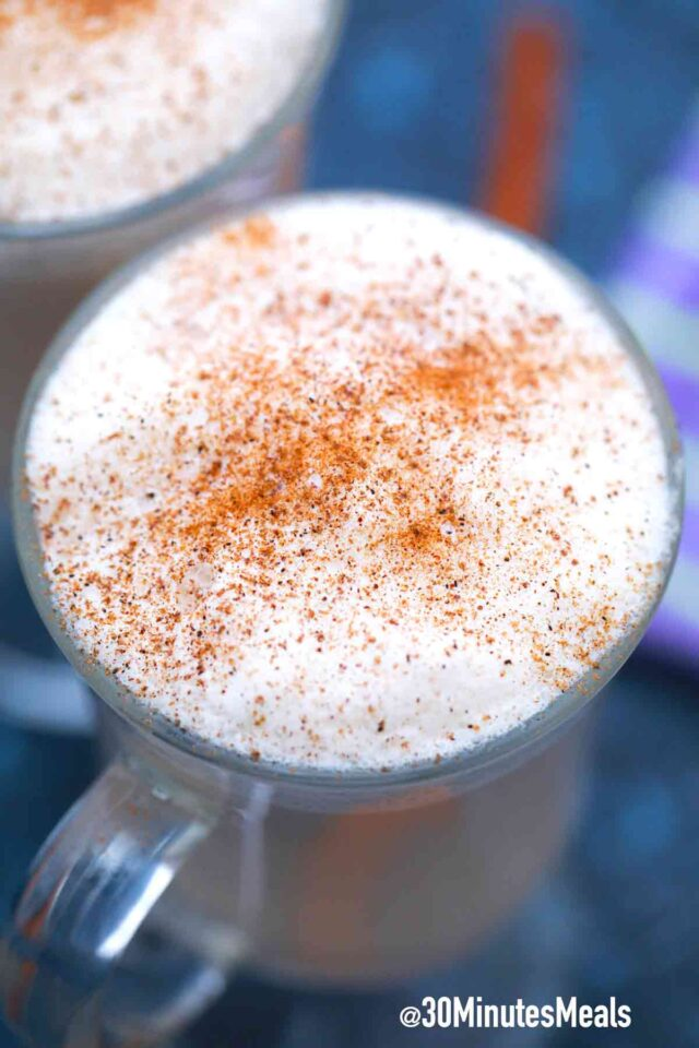 easy starbucks chai tea latte copycat recipe