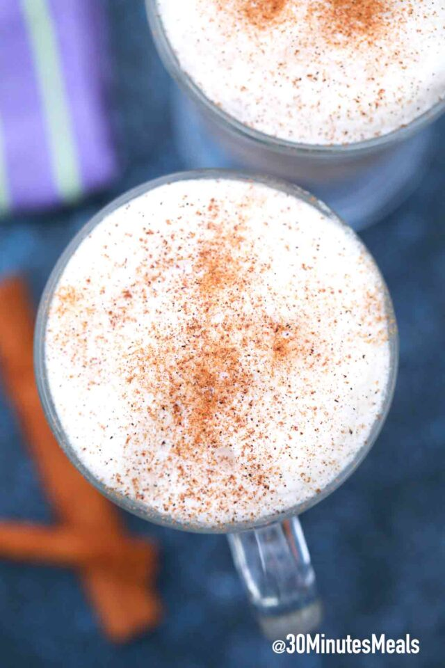 easy starbucks chai tea latte recipe