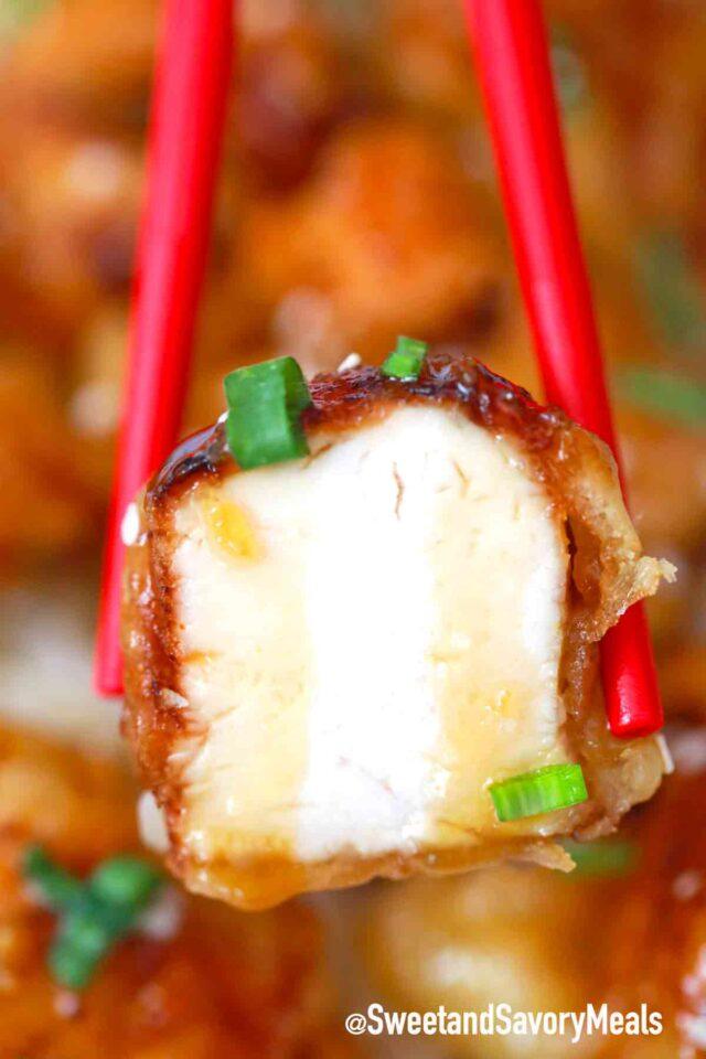 easy chinese honey chicken