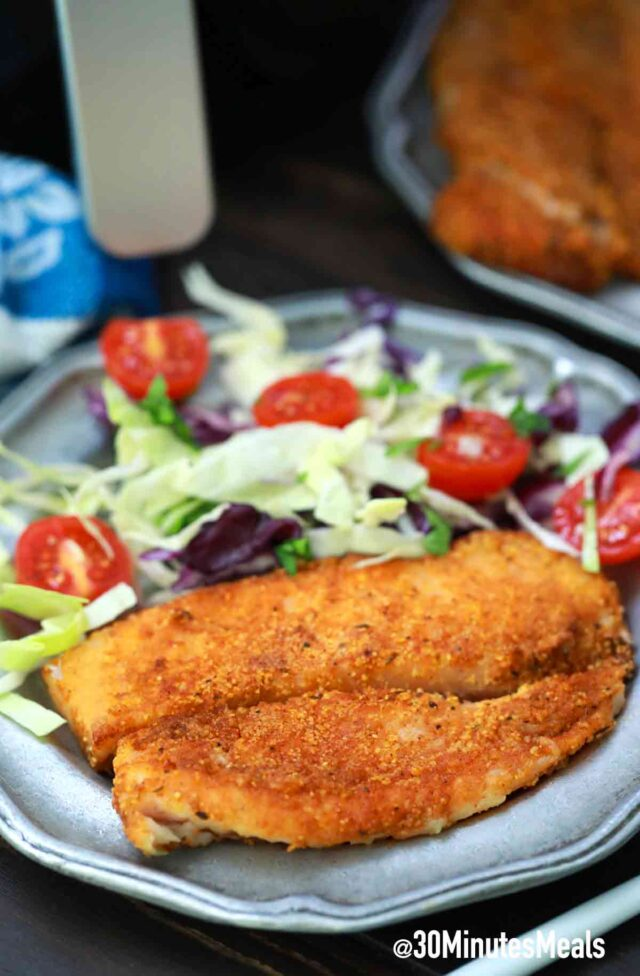 easy air fryer fish