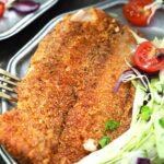 easu air fryer fish recipe