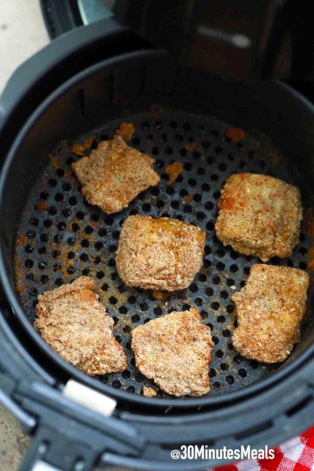 easy air fryer fish sticks