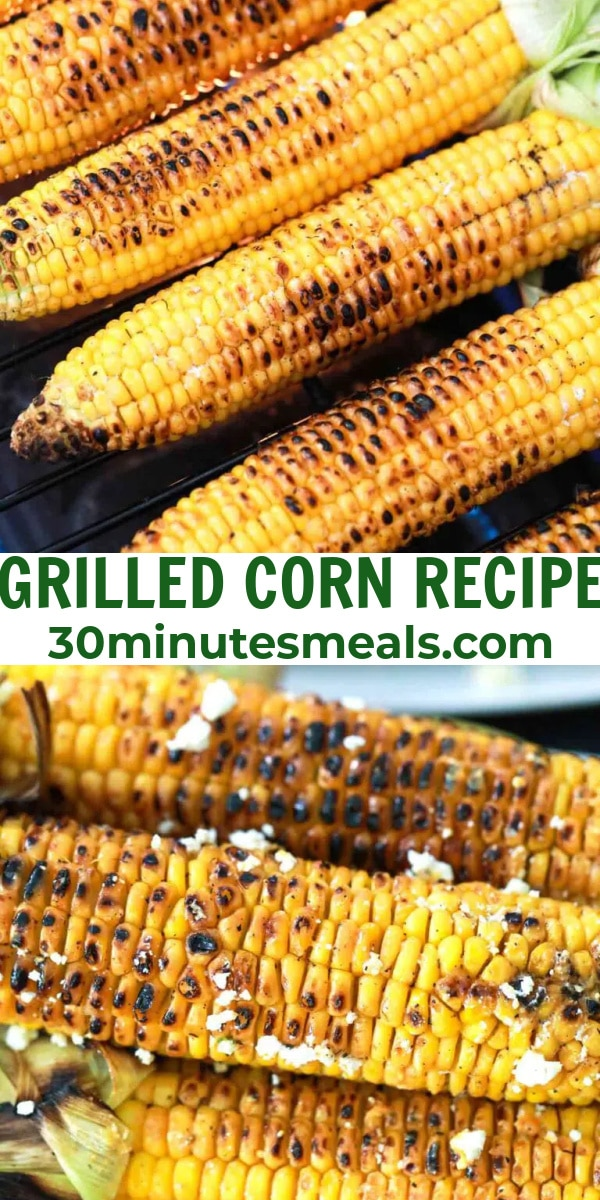 easy grilled corn pin